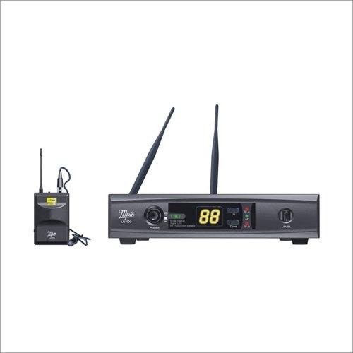 LU-100 Wireless Microphone System