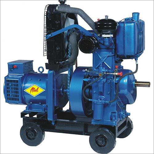 Water Cooled Single Cylinder Engine Generators