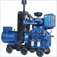 Water Cooled Double Cylinder Engine Generators