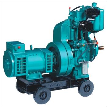 Air Cooled Single Cylinder Engine Generators