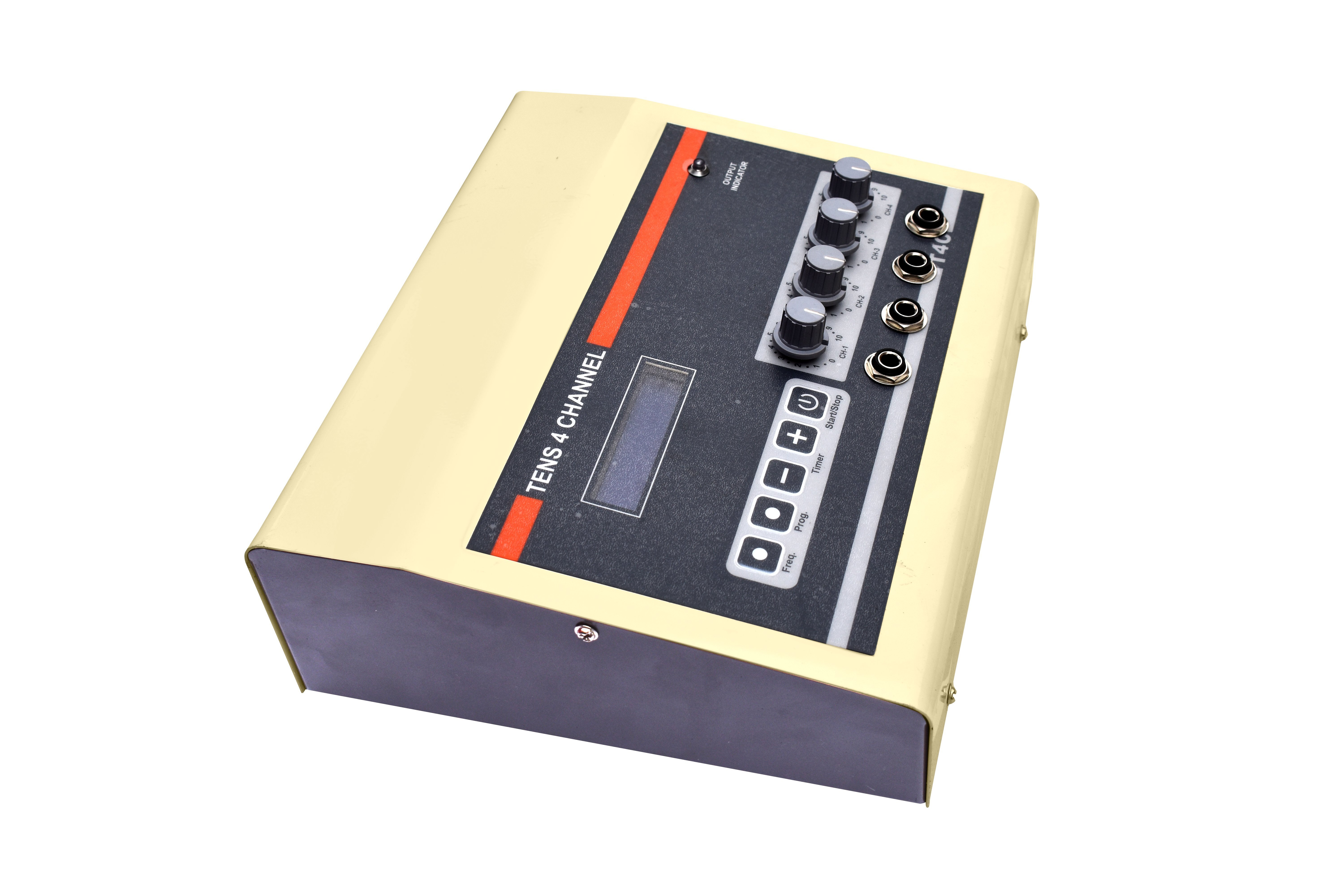 LCD 4 Channel Electrotherapy T.E.N.S Machine
