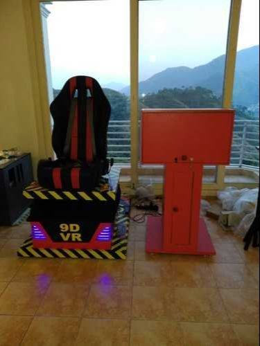 Electric 9D VR Chair Arcade game