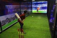 Step 21 Electric Cricket Simulator Game
