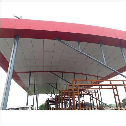 Industrial Canopy Frames