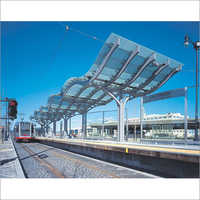 High Quality Glass Canopy