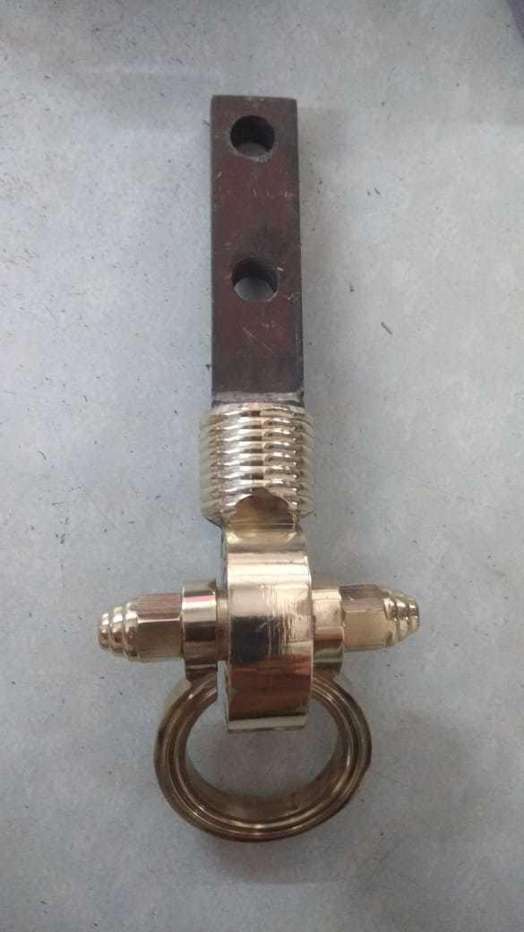 Brass Bearing Kada Patti