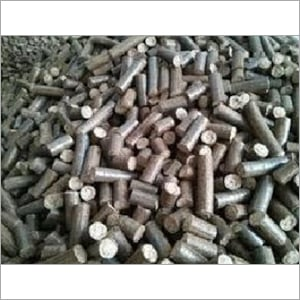 Soybean Shell Briquettes