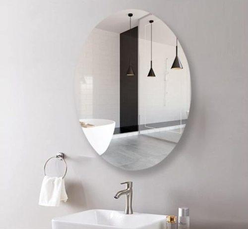 Self Adhesive Mirror Sticker