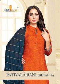 Patiyala Rani Salwar Suits Catalogue Set