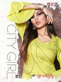 City Girl Kurti Catalogue Set Manufacturer