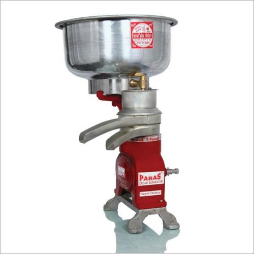 GR 8 HO 90LPH Cream Separator Machine