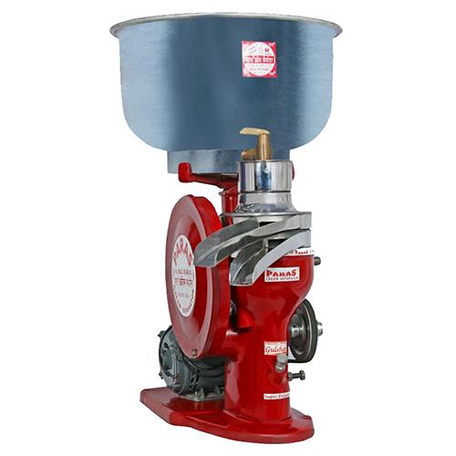 GR 107 Dual 450 LPH Cream Separator Machine