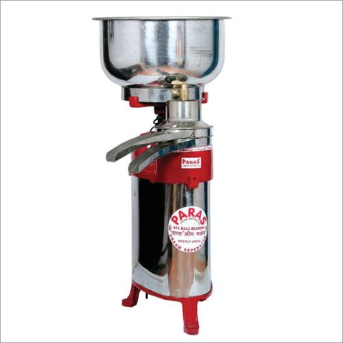 GR 108 AE 600 LPH Cream Separator Machine
