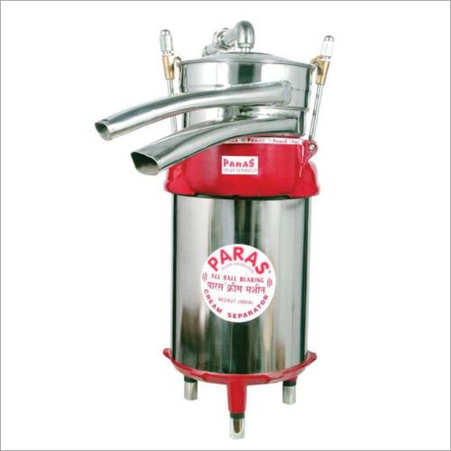 GR A2 AEP 2000 LPH Cream Separator Machine