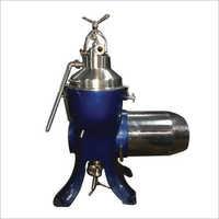 GR A3 Online 3000 LPH Cream Separator Machine