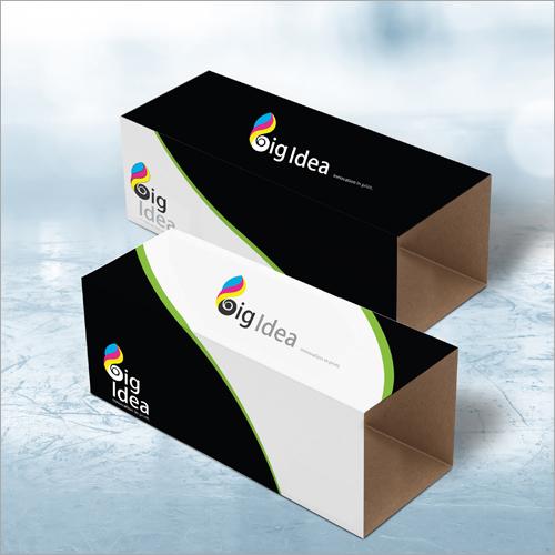 Kraft Paper Sleeve Box