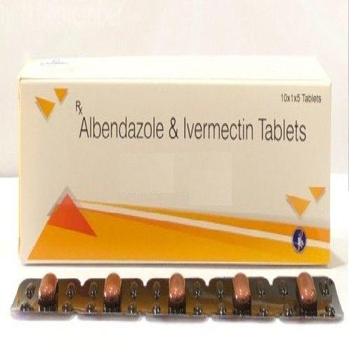 Albendazole Ivermectin Tablet