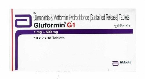 Glimepride Metformin Tablet