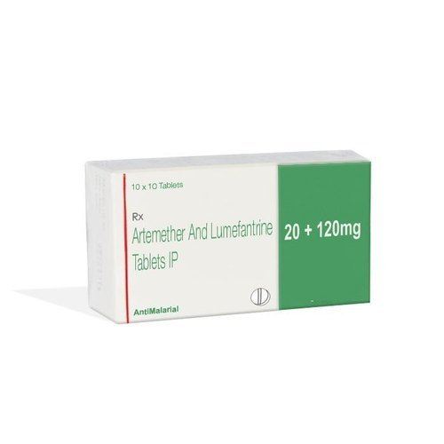 Artemether-and-lumefantrine Tablet