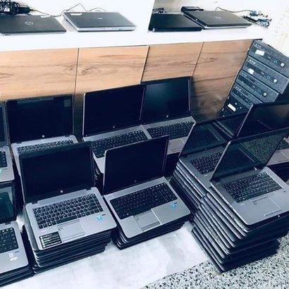 Refurbished Used Branded Laptop