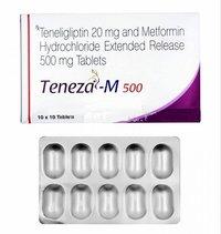 Metformin And Teneligliptin Tablets