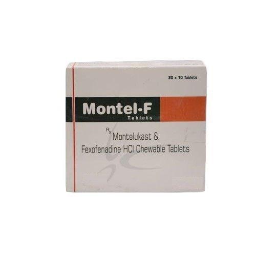 Mentelukast And Fexofenadine Tablet