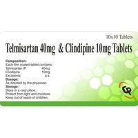 Telmisartan And Clidipine Tablets