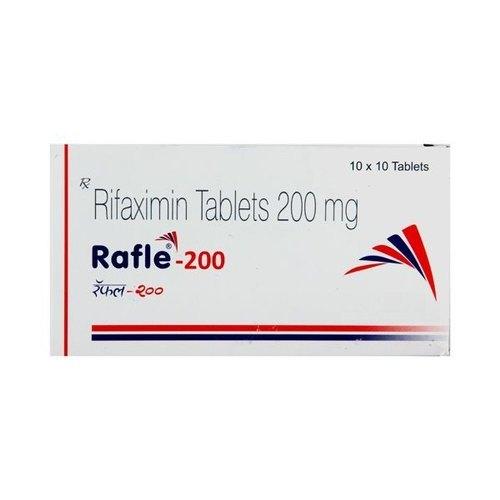 Rifaximin 200 Mg Tablet