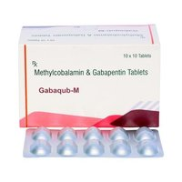 Gabaqub M Tablet
