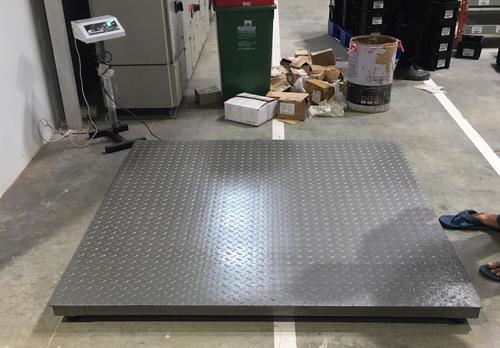 900X900MM Heavy Duty Platform Scale