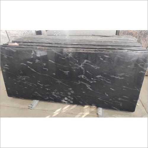 Fish Black Granite