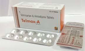 Amlodipine With Telmisartan Tablet