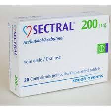 Acebutolol Tablets