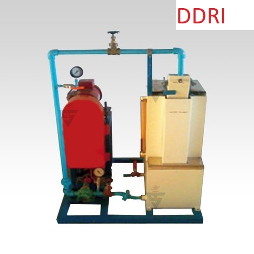 Gas Pump Test Setup