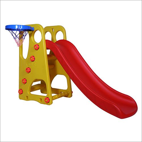 Multiplay Plastic 5 Feet Abc Plain Slide