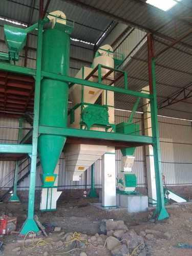 Cattle feed plant 1
