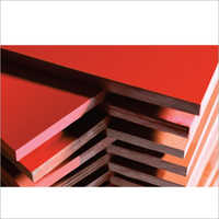 Red Film Faced Shuttering Plywood