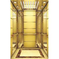 Modular Glass Elevator