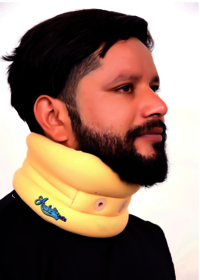 Cervical Collar with Eyelet
