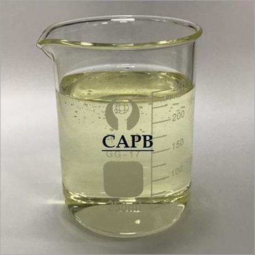 CAPB ( Coco Amido Propyl Betain)