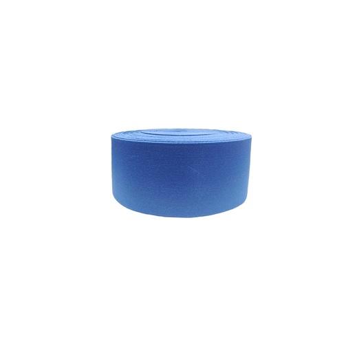 60 mm Shoe Elastic SS 0372 SPG BLUE PANTONE 18-4250 TPG INDIGO BUNTING
