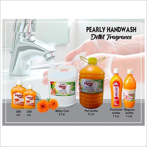 Pearly Handwash