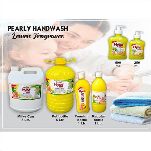 Lemon Fragrance Hand Wash