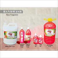 Rose Fragrance Hand Wash