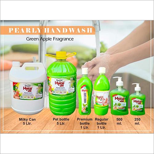 Green Apple Fragrance Hand Wash