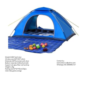 Outdoor Camping tents, beach tents, camping tents