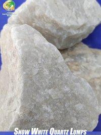 White Quartz Rock