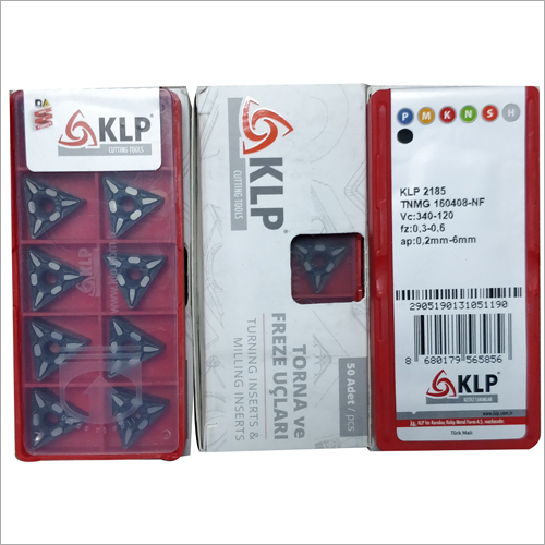 KLP Turning Inserts For Cast Iron