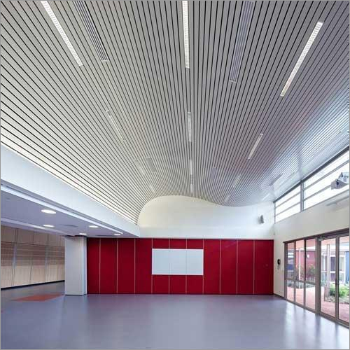 Linear Ceiling Works Services
