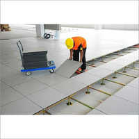 False Flooring Work Services